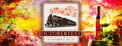 Wentzville Village Center Octoberfest Logo