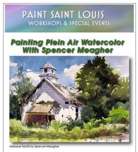 Paint Saint Louis Post Feb 26, 2016