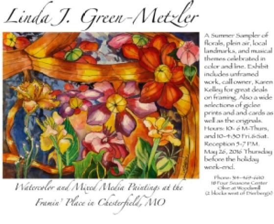 Framin' Place Card for Green-Metzler 160516