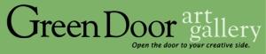 Green Door Gallery Logo
