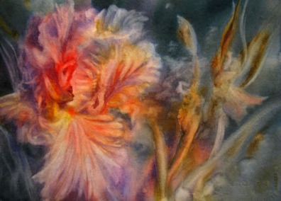 """Fantasy Flower"" by Linda Wilmes"