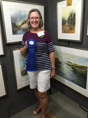 maggie-wins-award-at-queeny-art-fair-labor-day-2016
